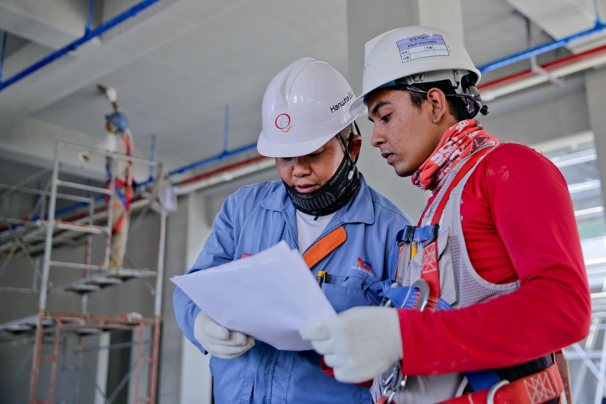 Zalety systemów dla firm budowlanych